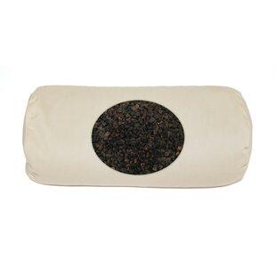 Great Price Organic Buckwheat Hull Medium Neck Pillow ByDeluxe Comfort