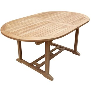 Cossette Wood Dining Table by Highland Du..