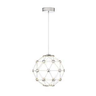Orren Ellis Sturgis 32-Light LED Globe Chandelier