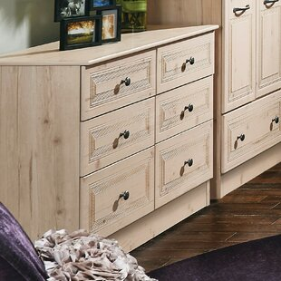 Fender 6 Drawer Chest By Brambly Cottage