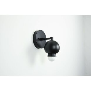 Kason 1-Light Armed Sconce by ..