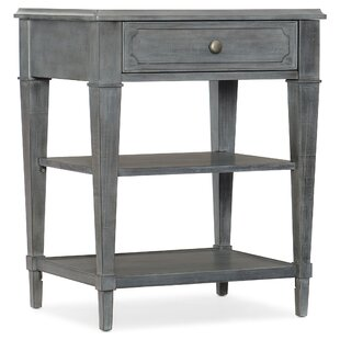 Hamilton 1 Drawer Nightstand by Hooker Furniture