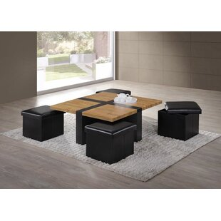 Catoosa Space Saving Modern Coffee Table Set