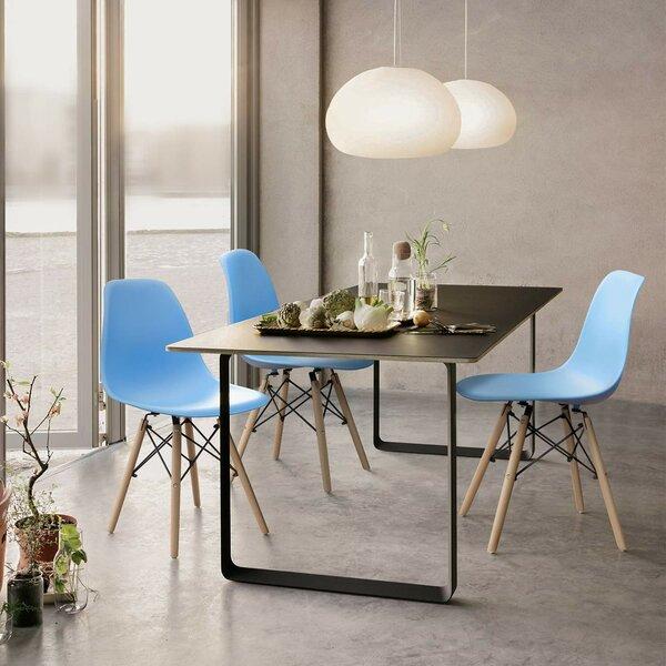 Magnificent Aqua Dining Chairs Wayfair Customarchery Wood Chair Design Ideas Customarcherynet