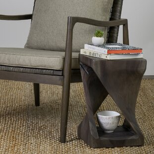Toman End Table by Union Rustic 2019 Sale