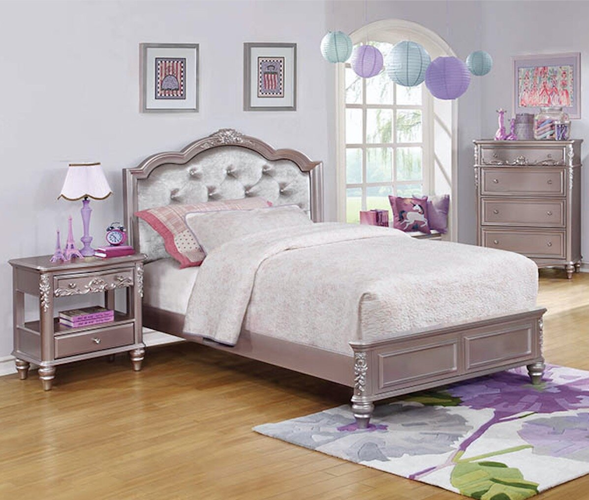 Harriet Bee Escalante Upholstered Standard Bed Wayfair