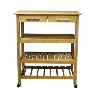 Tulsa Kitchen Trolley By August Grove