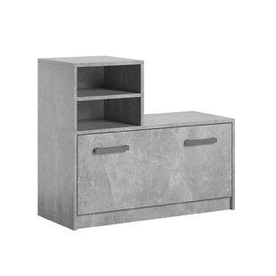 6 Pair Shoe Storage Cabinet By Ebern Designs