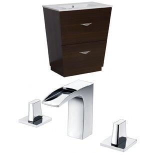 Dudelange 30 Single Bathroom Vanity Set ByRoyal Purple Bath Kitchen