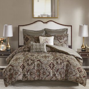 Shawn 8 Piece Comforter Set