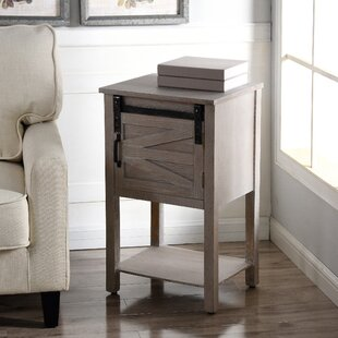Lailah End Table with Storage