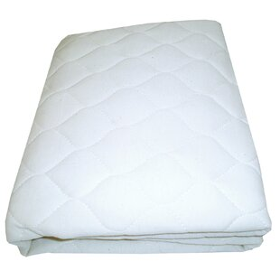 Compare Waterproof Quilted Bassinet Mattress Cover ByAmerican Baby Company