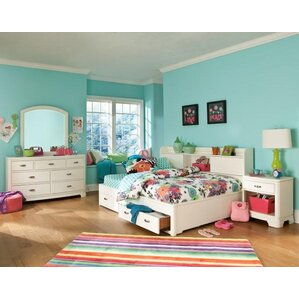 Jami Contemporary Platform Configurable Bedroom Set by Harriet Bee
