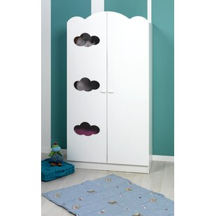 Barnhart 2 Door Wardrobe By Isabelle & Max