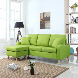 Mistana Shaina Reversible Sectional