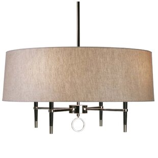 Jonathan Adler Ventana 4-Light Chandelier