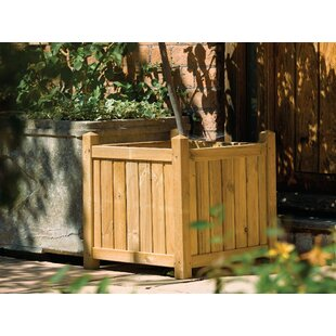 Ketcham Wooden Planter Box By Sol 72 Outdoor