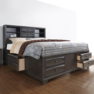 Brayden Studio Stoke Bishop Storage Panel Bed