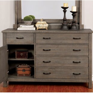 Mcmillon 5 Drawer Dresser