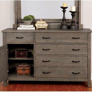 Mcmillon 5 Drawer Dresser