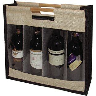 Four Bottle Carrier