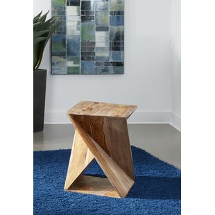 Ziegler End Table by Union Rustic Today Only Sale
