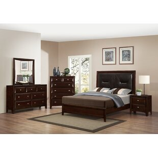 Mateo Platform Configurable Bedroom Set