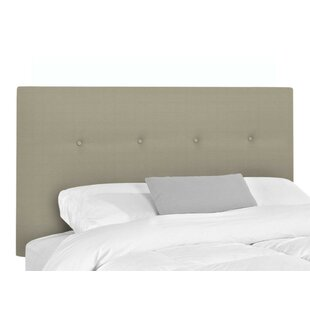 Compare prices Bramblecrest Upholstered Panel Headboard by Charlton Home