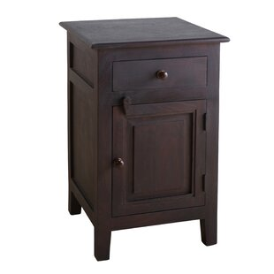 Rosewood Nightstand by Wildon Home®