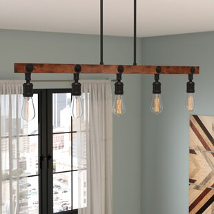 Trent Austin Design Davidson 5-Light Kitchen Island Pendant