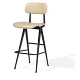 Pedrali Soft Seat 30 Bar Stool by Industrial Modern