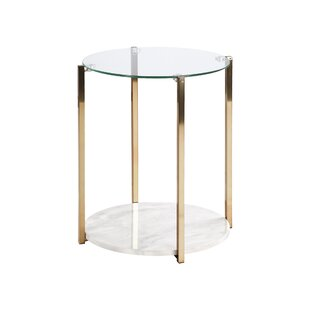Lechner Side Table By 17 Stories