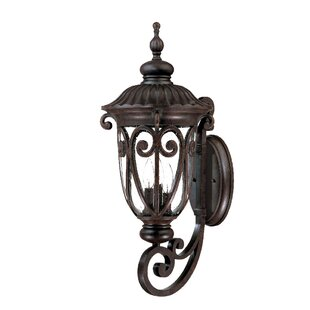 Price comparison Appalachian 3-Light Outdoor Sconce By Astoria Grand