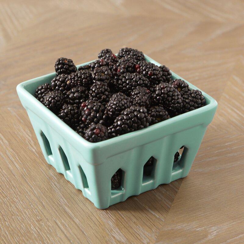 Berry Basket #berrybasket #strawberry #basket #blackberry