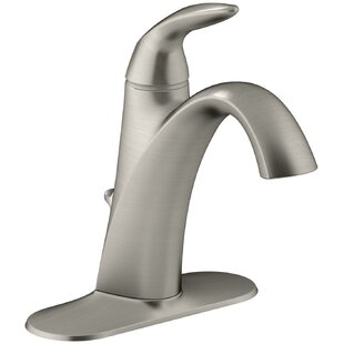 Kohler Alteo Single-Handle Bathroom Sink Faucet with Optional Pop-Up Drain Assembly