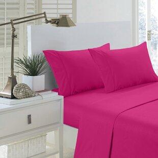 Willia Super Soft Luxurious 1800 Series Sheet Set by Winston Porter Design