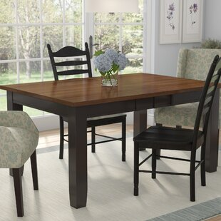 Three Posts Griffey Extendable Dining Table