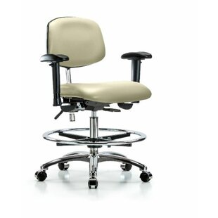 Symple Stuff Anouk Medium Bench Ergonomic..
