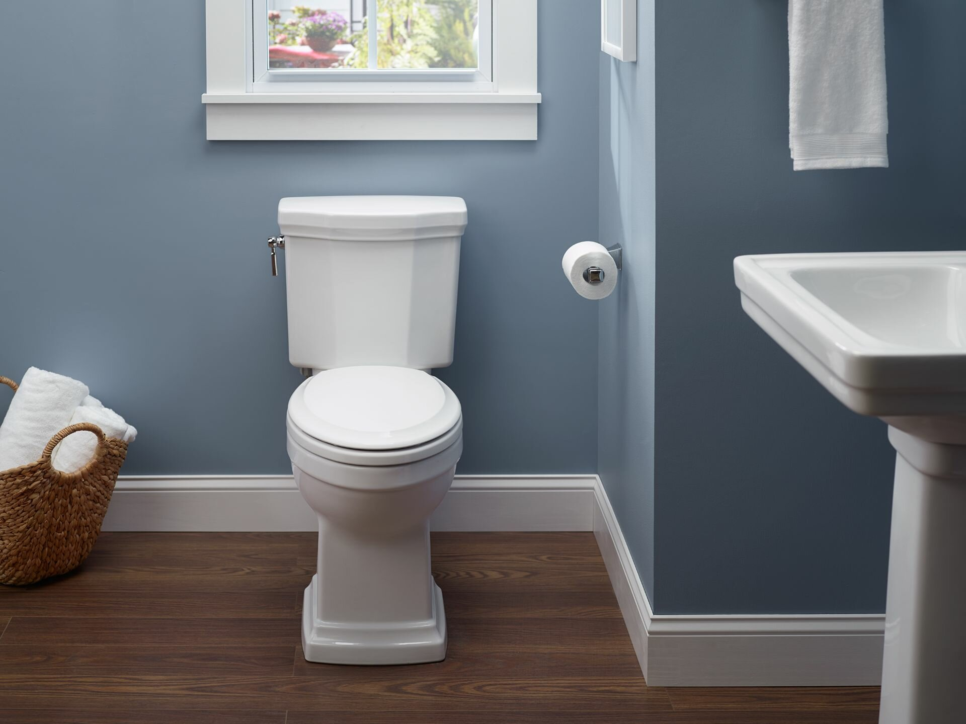 Gpf Elongated Two Piece Toilet Seat