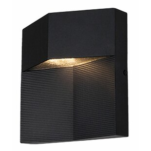 Great Price Aspen 1-Light Outdoor Sconce By Radionic Hi Tech