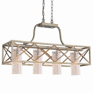 Woodbridge Lighting Braid 4-Light Shaded ..
