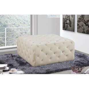 Best Reviews Newbold Ottoman By House of Hampton