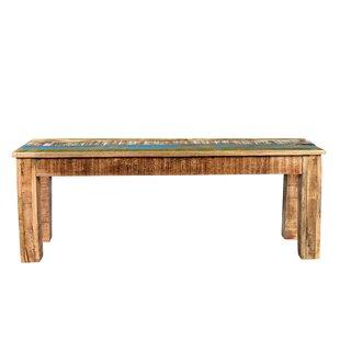 Natascha Wood Bench