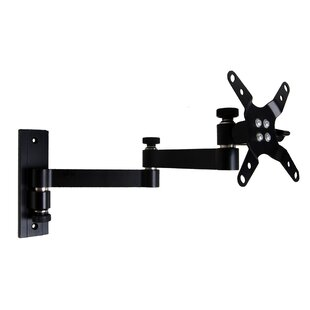 Read Reviews Dual Articulating Arm/Tilt Wall Mount for 13 - 30 LCD By Mount-it
