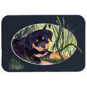 Rottweiler Kitchen/Bath Mat