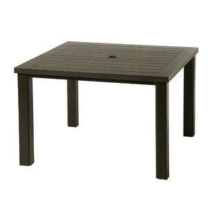 Sebrina Aluminum Dining Table