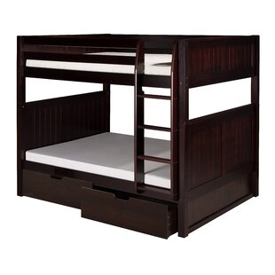 Viv + Rae Isabelle Full over Full Bunk Bed with Storage
