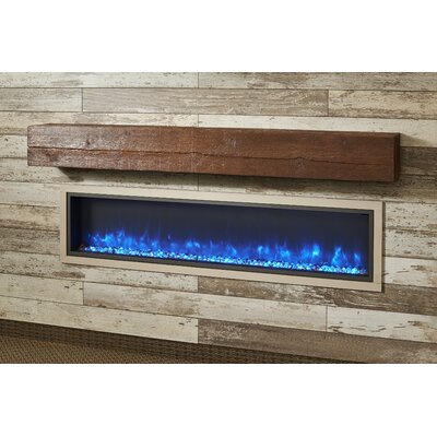 Gallery Linear Wall Mounted Electric Fireplace The Outdoor GreatRoom Company