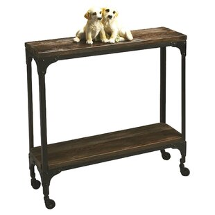 Duncan Console Table by Tr..