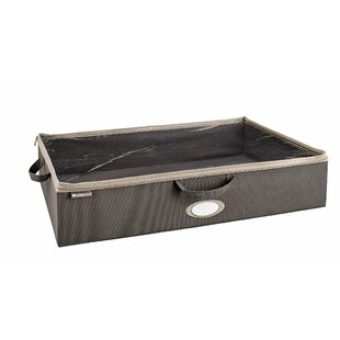 Fabric UnderBed Storage  sc 1 st  Wayfair & Storage Boxes Storage Bins u0026 Storage Baskets Youu0027ll Love